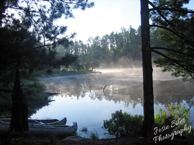 A Morning in the Boundary Waters